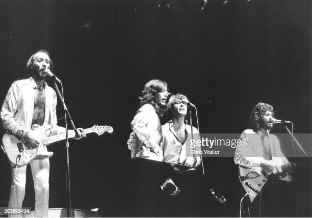 Bee Gees and Andy Gibb 1979