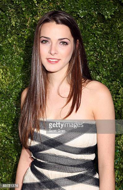Bee Schaffer attends the 5th Anniversary of the CFDA/Vogue Fashion Fund at Skylight Studios on November 17 2008 in New York City
