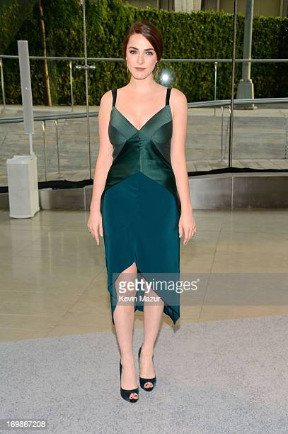 Bee Shaffer attends 2013 CFDA Fashion Awards at Alice Tully Hall on June 3 2013 in New York City