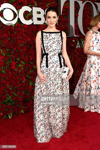 Bee Shaffer attends the 70th Annual Tony Awards at The Beacon Theatre on June 12 2016 in New York City
