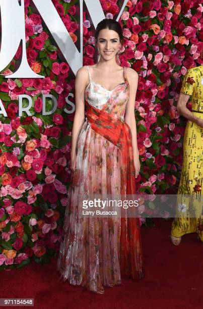 Bee Shaffer attends the 72nd Annual Tony Awards at Radio City Music Hall on June 10 2018 in New York City