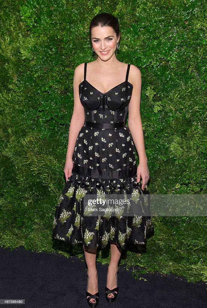 Bee Shaffer attends the 8th Annual Museum Of Modern Art Film Benefit Honoring Cate Blanchett on November 17, 2015 in New York City.