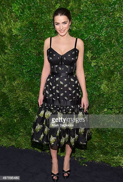 Bee Shaffer attends the 8th Annual Museum Of Modern Art Film Benefit Honoring Cate Blanchett on November 17 2015 in New York City