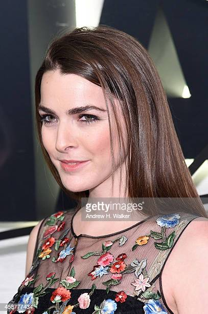 Bee Shaffer attends The Museum of Modern Art's 2014 Film Benefit Honoring Alfonso Cuaron at The Museum of Modern Art on November 10 2014 in New York...