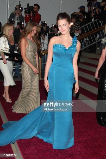 """Bee Shaffer during """"Poiret: King of Fashion"""" Costume Institute Gala at The Metropolitan Museum of Art - Arrivals at Metropolitan Museum of Art in New..."""