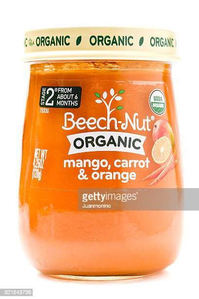 Beech-Nut baby food