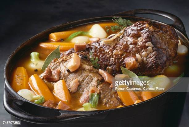 beef and vegetable stew