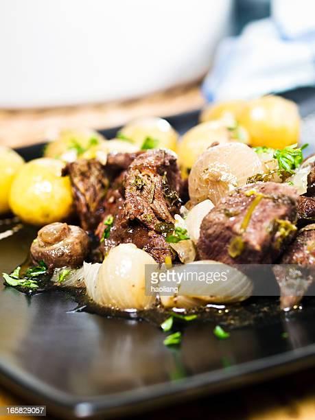 Rindfleisch-Eintopf