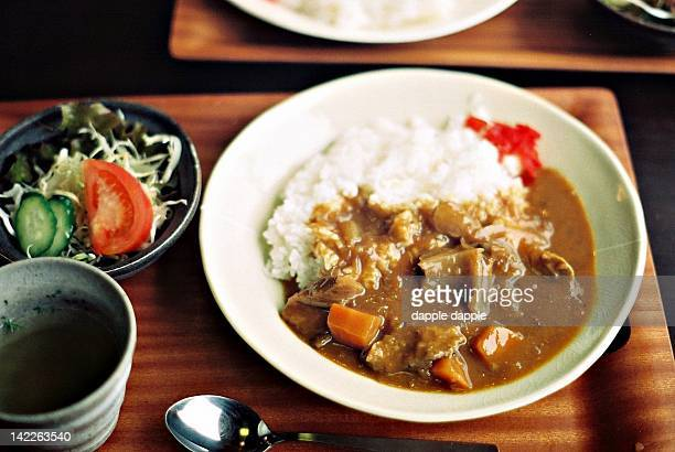 Beef gristle curry