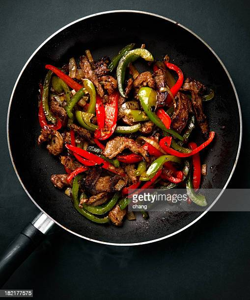 beef or carnitas