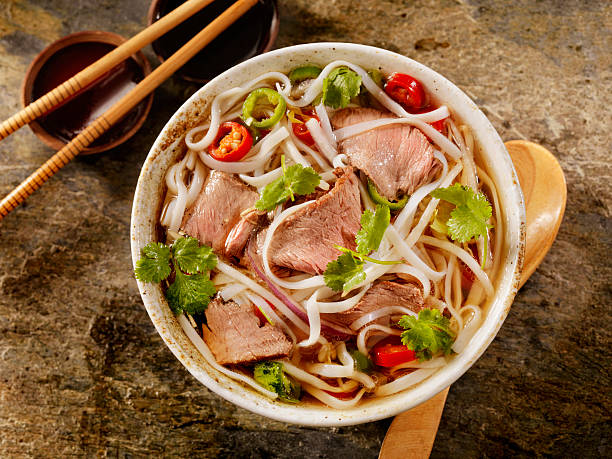 The Best Homemade Pho Soup Recipe