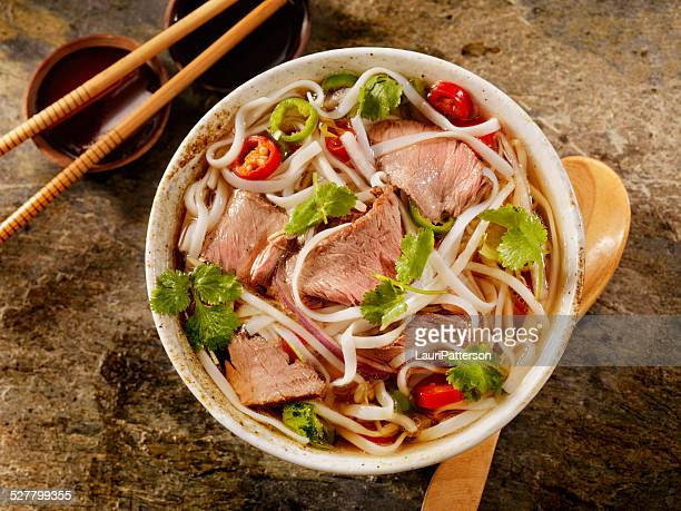 Beef Pho-Tempel