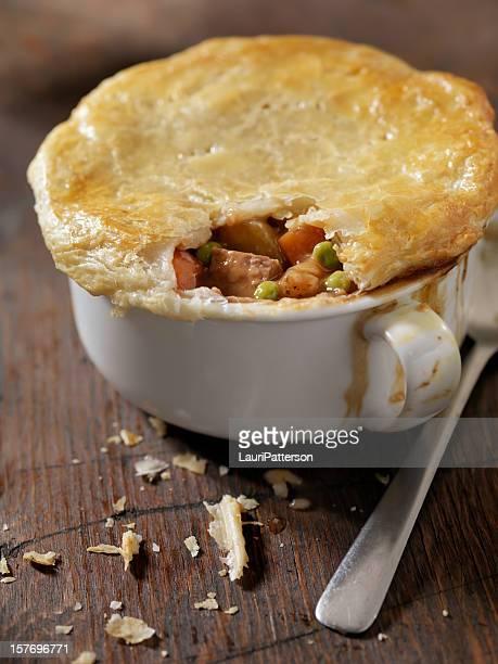 Rindfleisch-Topf-Pie