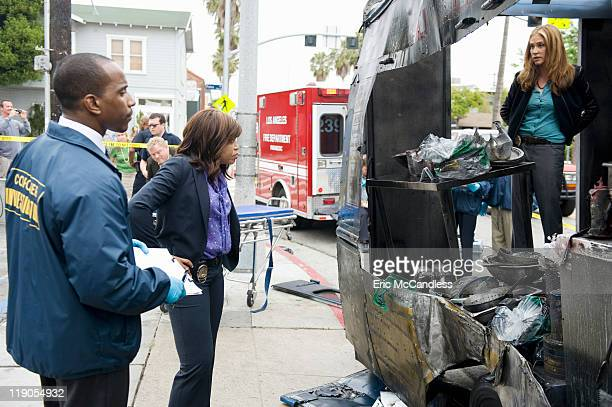 THE PROTECTOR Beef When the owner of a popular food truck is found dead Gloria and Michelle's investigation leads them to a world full of hostility...