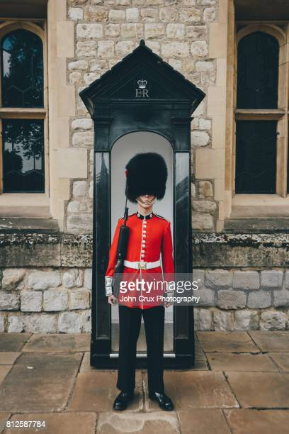 beefeater guard in london