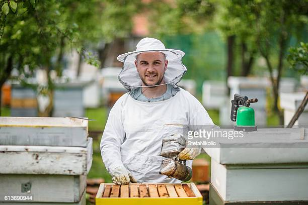 beekeeping as a way of life - 養蜂家 ストックフォトと画像