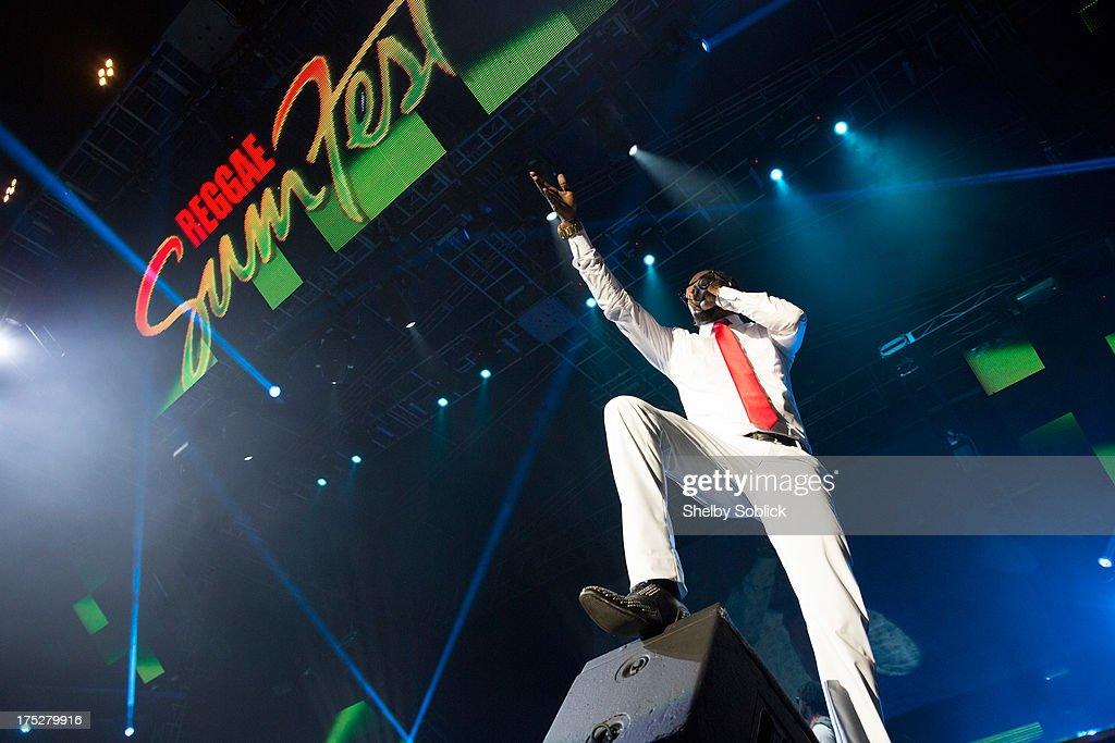 Reggae Sumfest In Jamaica Photos And Images Getty Images - Reggae sumfest