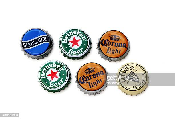 Beer Bottle Cap Collection