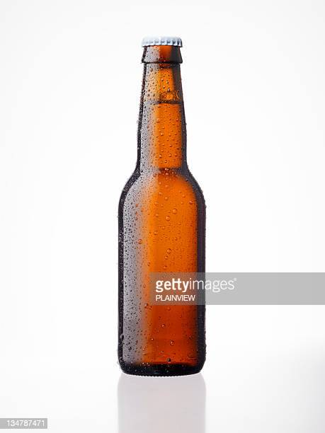 beer bottle xxxl - fles stockfoto's en -beelden