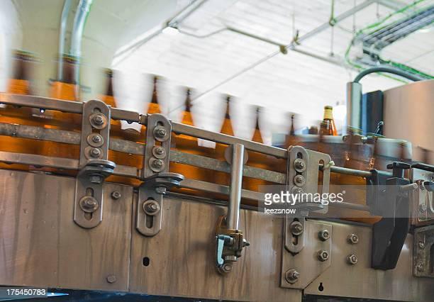 Bouteille de bière de Micro-brasserie