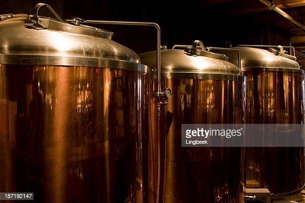 beer brewery - distillery stock pictures, royalty-free photos & images