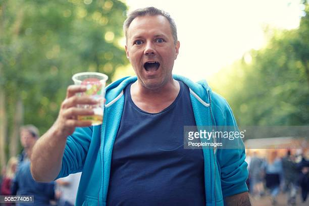Beer festival time already?