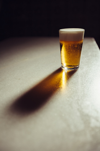 Beer glass - gettyimageskorea