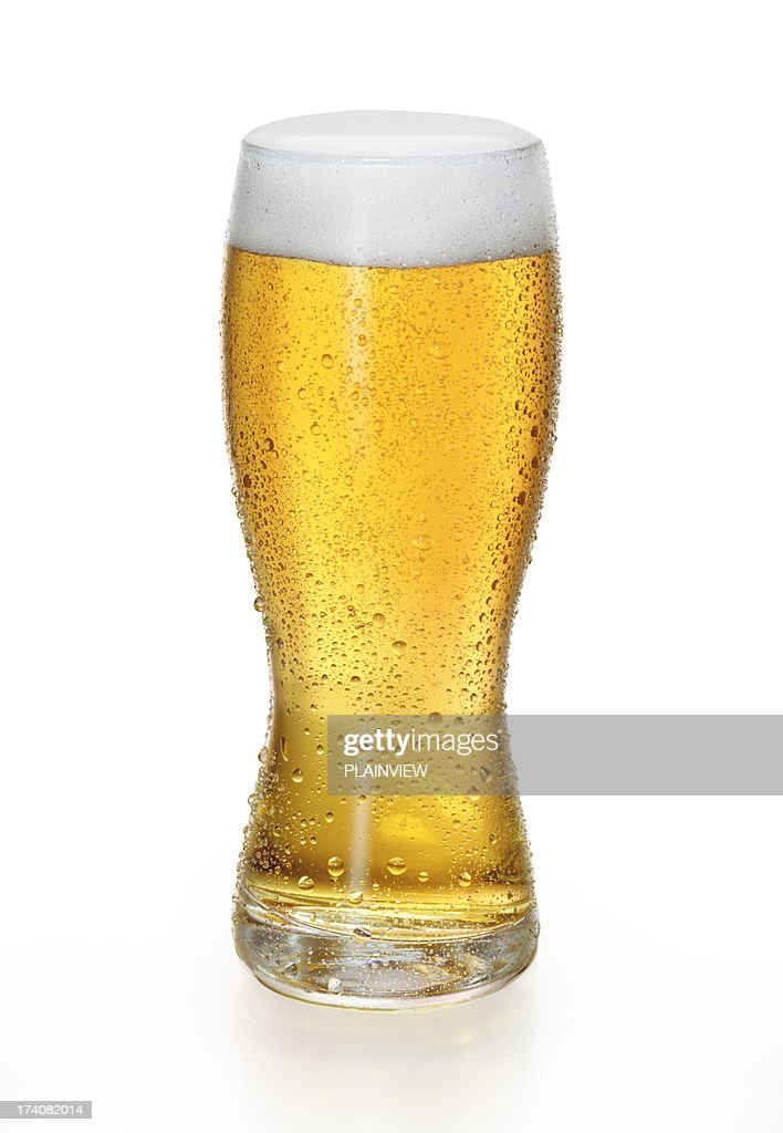 Beer Glass : Stock Photo