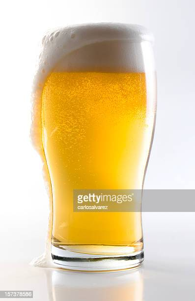 Beer Glass w/Clipping Path