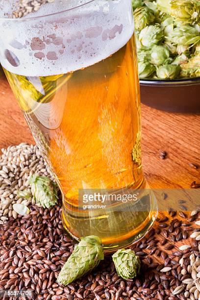 Beer, Hops and Barley