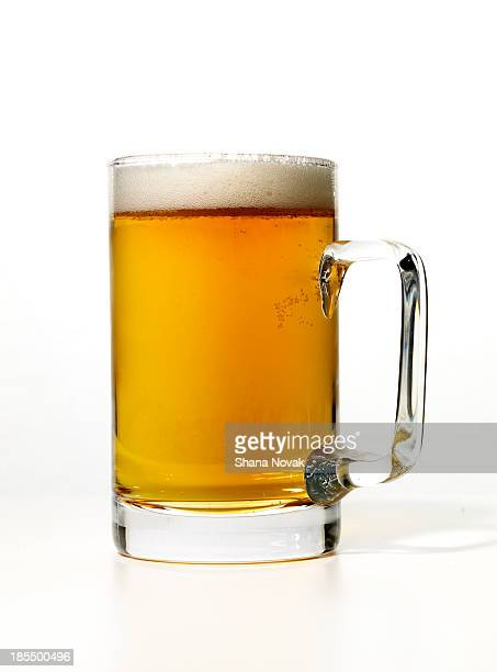 beer in stein - beer stein stock photos and pictures