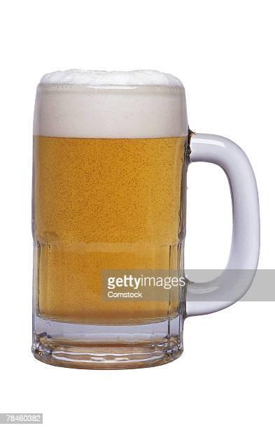 Beer in stein