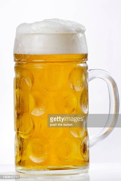 beer, liter, stein, octoberfest - beer stein stock photos and pictures