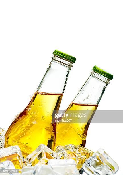 Bière sur la glace