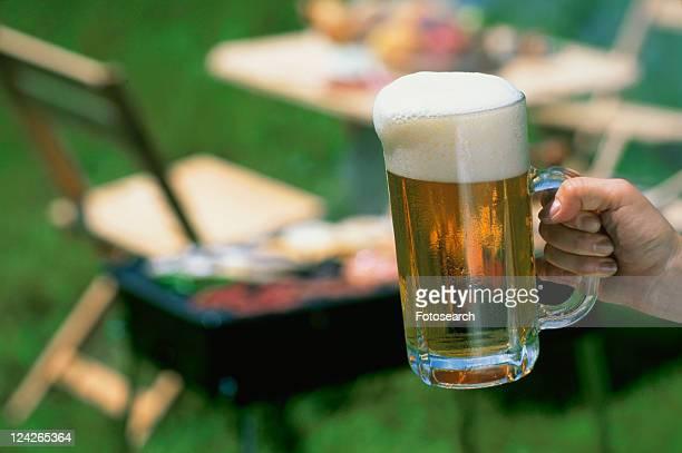 Beer, Outdoors,