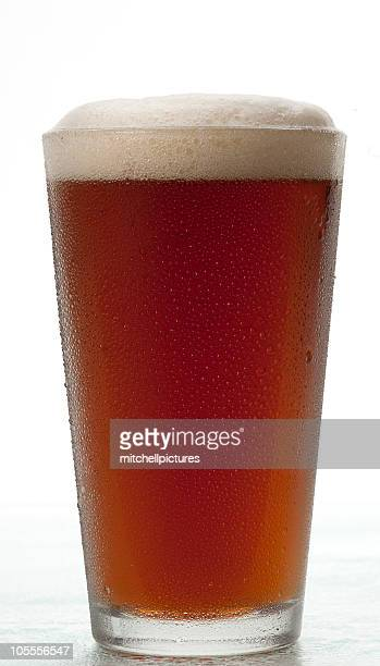 beer - pint glass stock pictures, royalty-free photos & images