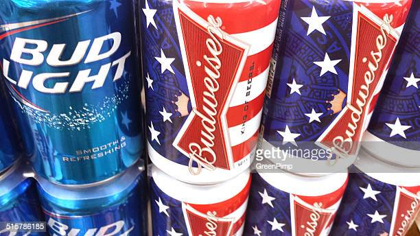 beer - bud light stock pictures, royalty-free photos & images