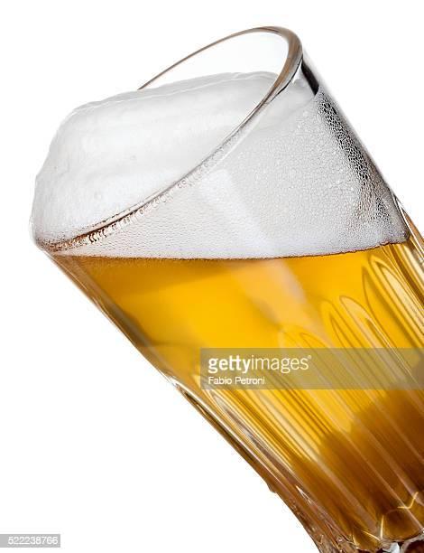 beer - 斜めから見た図 ストックフォトと画像