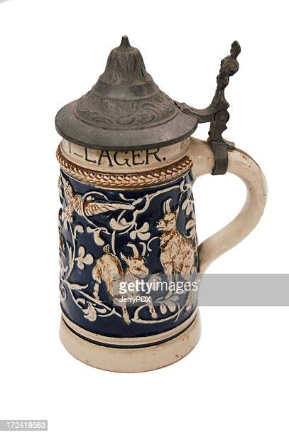 beer stein - beer stein stock photos and pictures