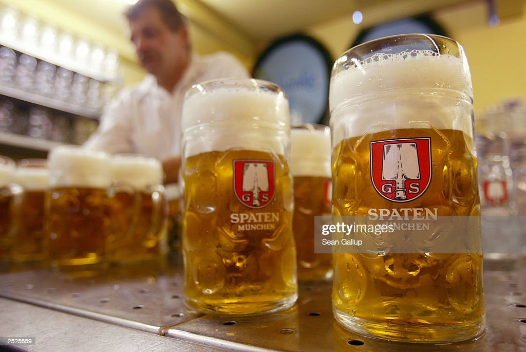 Interbrew To Buy Spaten Brewery : Foto di attualità