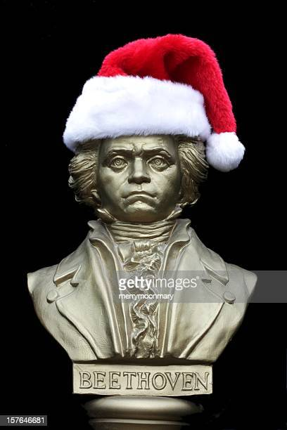 beethoven christmas - beethoven stock pictures, royalty-free photos & images