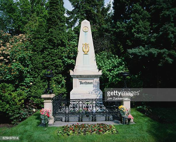 Beethoven Grave Site