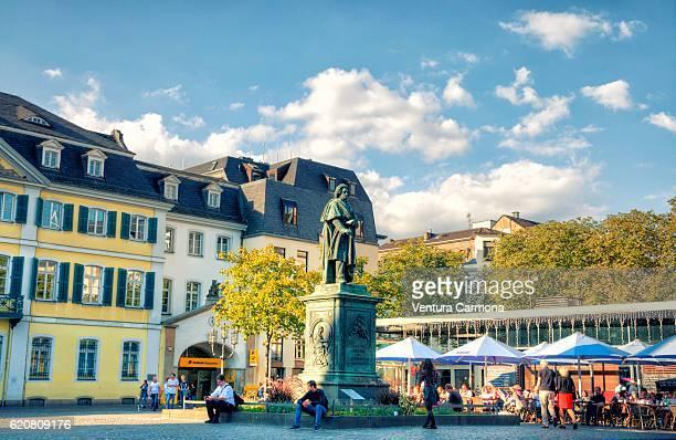 Beethoven Monument, Bonn (Germany)