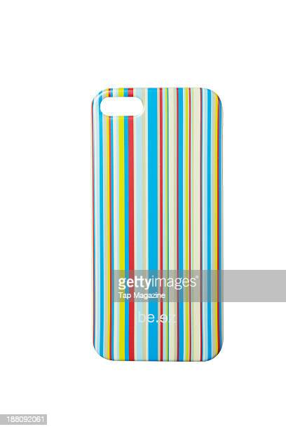 A beez LA Cover Allure iPhone 5 case photographed on a white background taken on March 6 2013