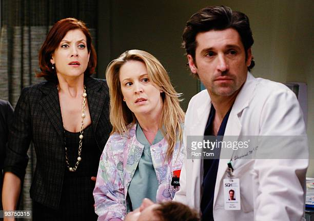 S ANATOMY 'Before and After' Addison Naomi and Sam rush the ailing Archer to Seattle Grace and reunite with old friends Derek and Mark to help save...