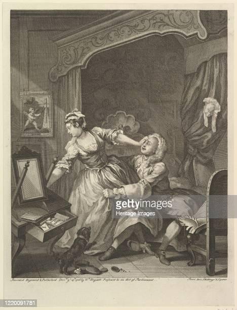 Before December 15 1736 Artist William Hogarth