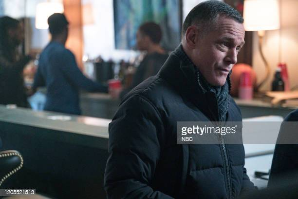 D Before the Fall Episode 717 Pictured Jason Beghe as Hank Voight