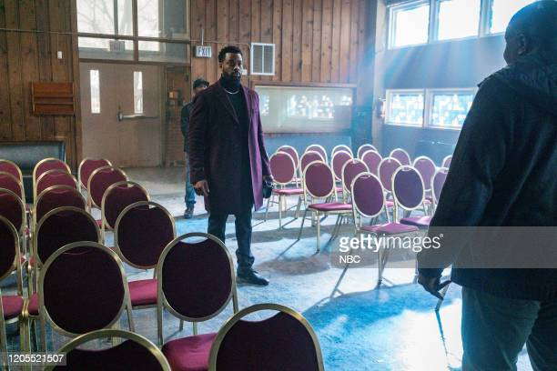 D Before the Fall Episode 717 Pictured LaRoyce Hawkins as Kevin Atwater