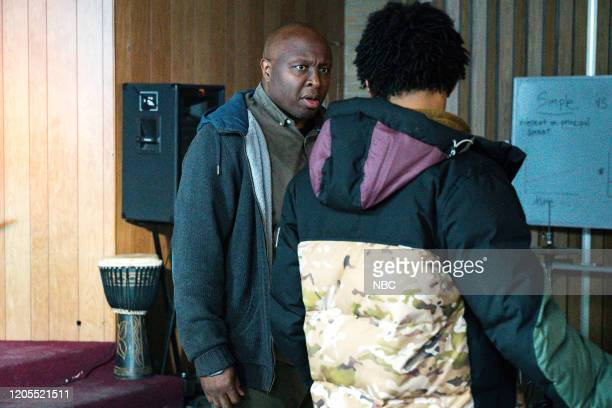 D Before the Fall Episode 717 Pictured Steve Harris as Brian Rochester