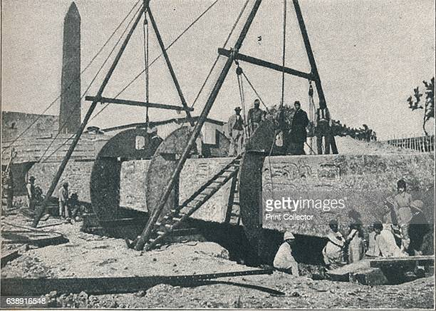 Beginning the Framework' Cleopatra's Needle was originally erected in the Egyptian city of Heliopolis on the orders of Thutmose III around 1450 BC It...